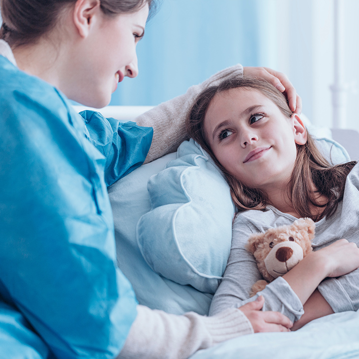 病児保育との違い
