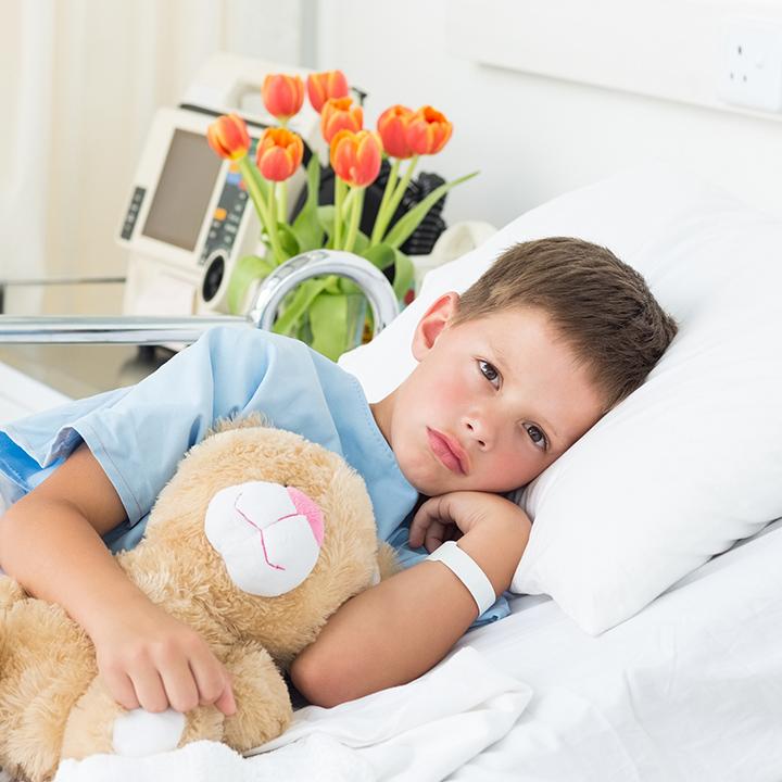 病後児保育所は需要が高い