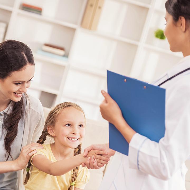 訪問型の病後児保育