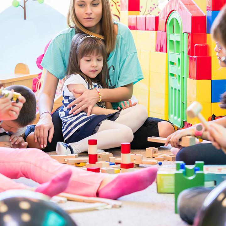病後児保育所はレア求人